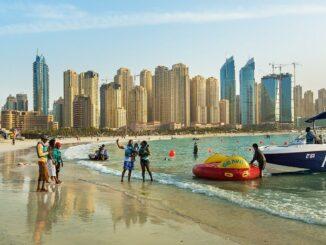 Dubai Strand