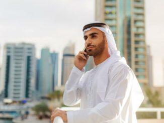Die traditionelle Kleidung in Dubai