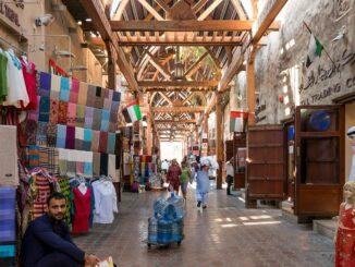 Ein Dubai Souk