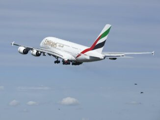 Emirates Airline A380