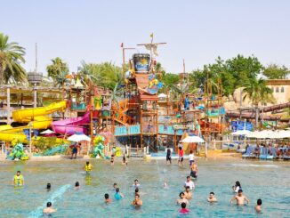 Wild Wadi Water Park