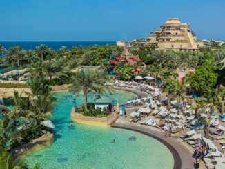 Aquaventure Wasserpark Dubai