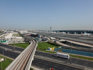 Dubai International Airport ( DXB )