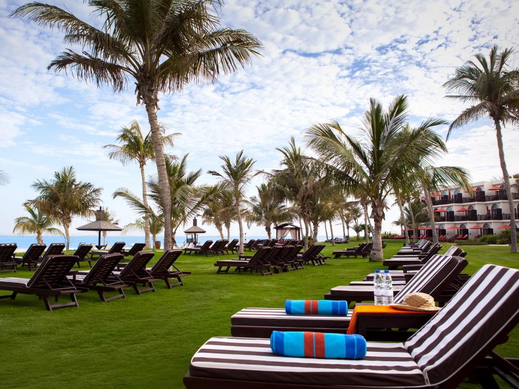 © JA Jebel Ali Beach Hotel