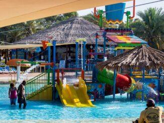 Umm Al Quwain Dreamland Aqua Park