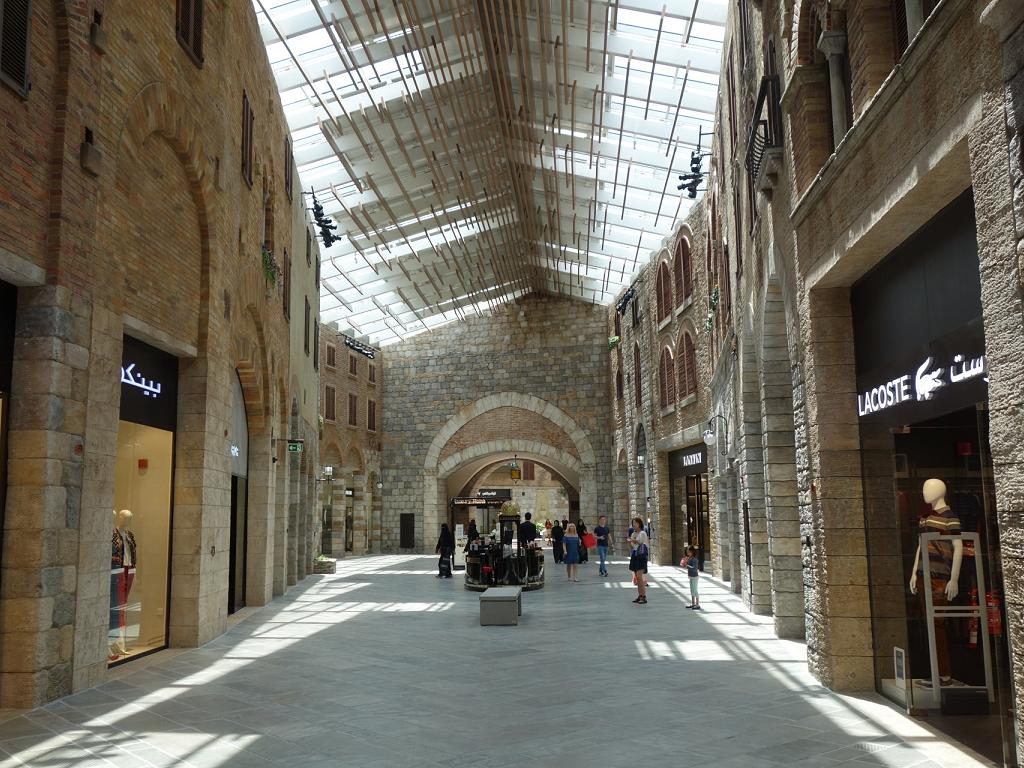 Geschäfte im The Outlet Village Dubai