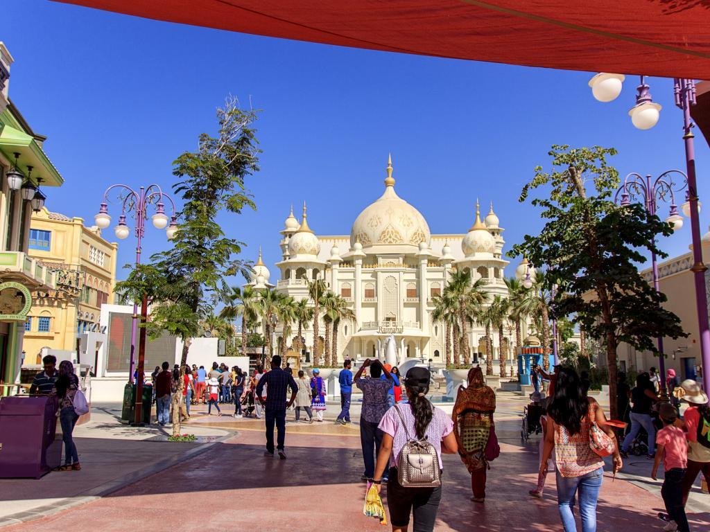 Bollywood Parks Dubai Boulevard