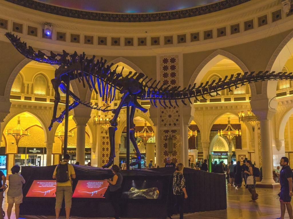 Dubai Dino
