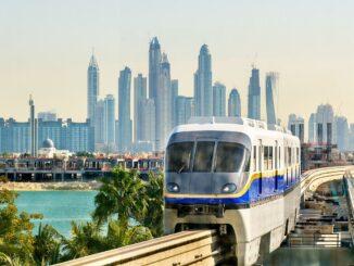 Palm Jumeirah Monorail