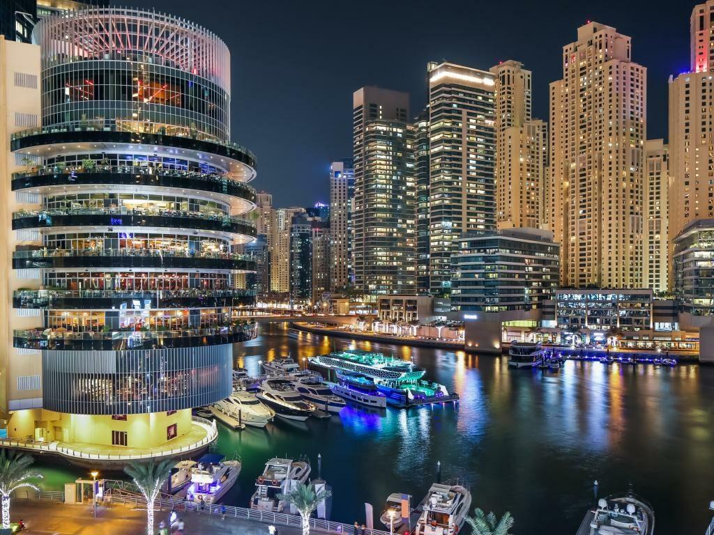 Pier 7 Dubai