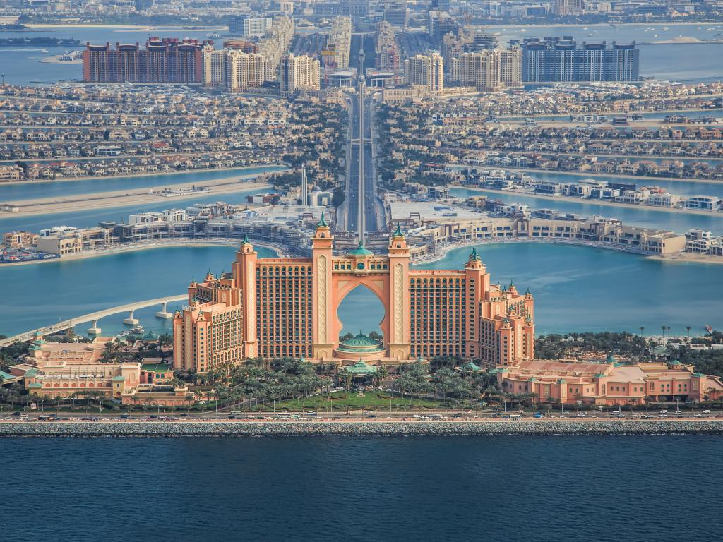 Atlantis The Palm Dubai Panorama