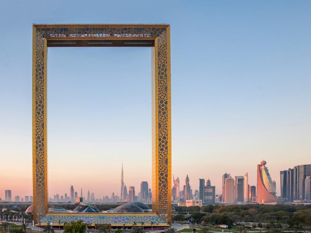 Dubai Frame