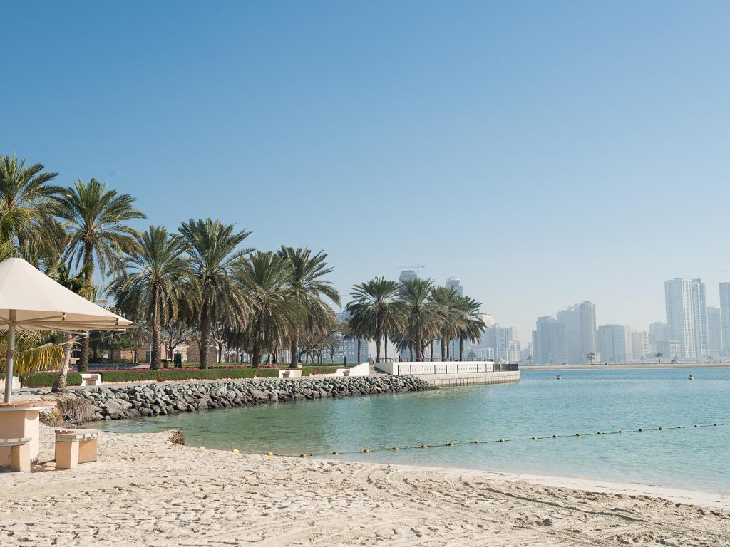 Al Mamzar Beach Park Dubai