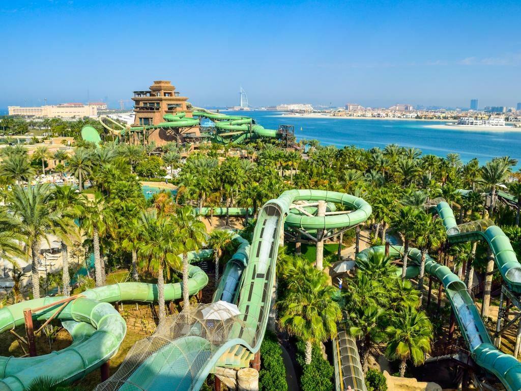 Aquaventure Dubai Wasserpark