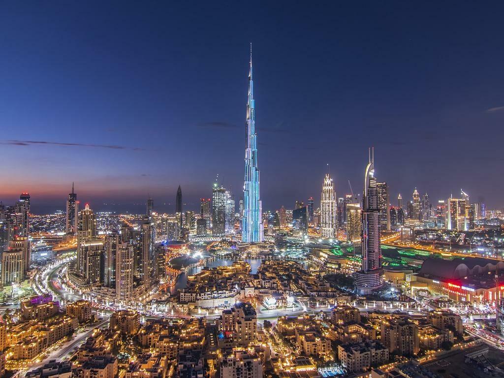 Downtown Dubai