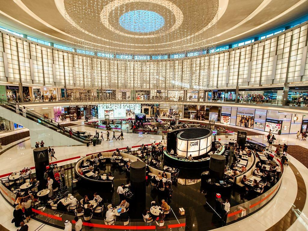Dubai Mall Einkaufszentrum