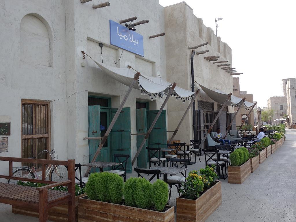 Ein Restaurant in Dubai