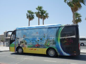 Legoland Dubai Shuttle Bus