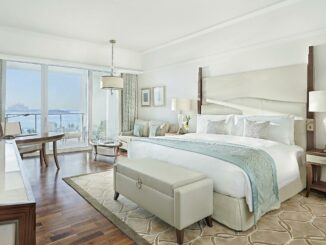 Zimmer im Waldorf Astoria Dubai Palm Jumeirah