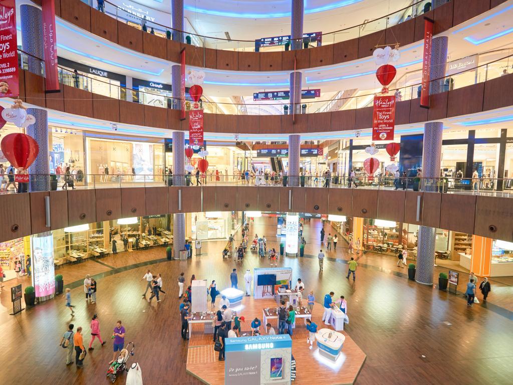 Dubai Mall, Vereinigte Arabische Emirate