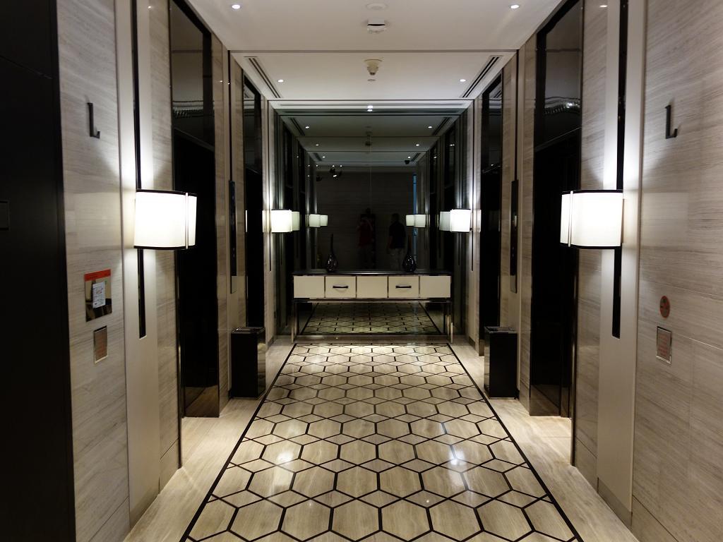 Aufzug vom Steigenberger Hotel Business Bay