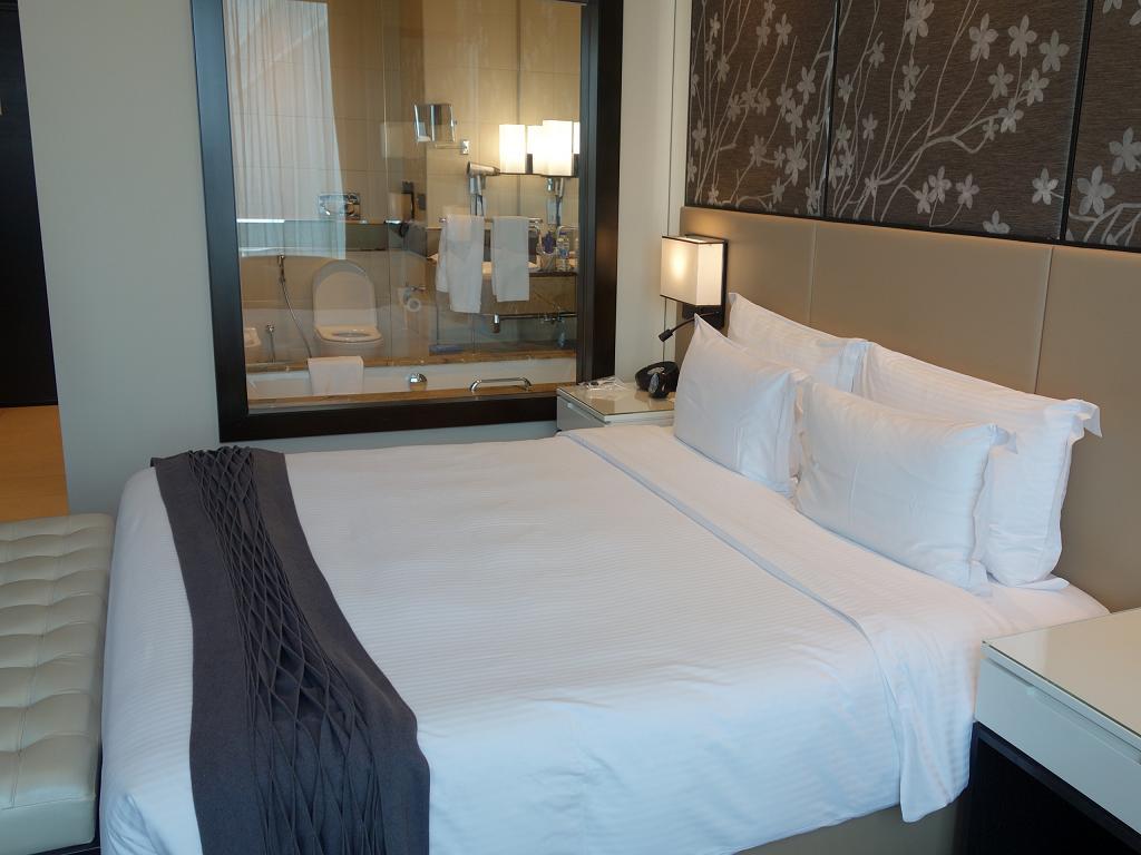 Superior Zimmer im Steigenberger Hotel Business Bay