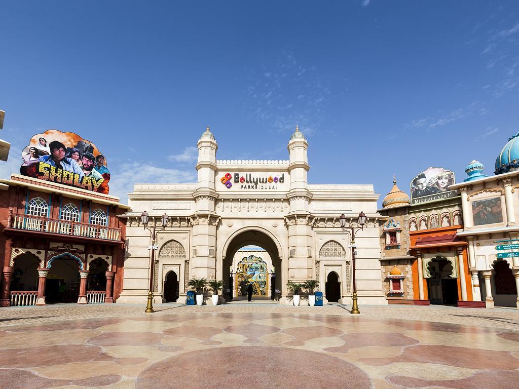 Bollywood Parks Dubai Freizeitpark