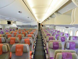 Emirates Airline Economy Class