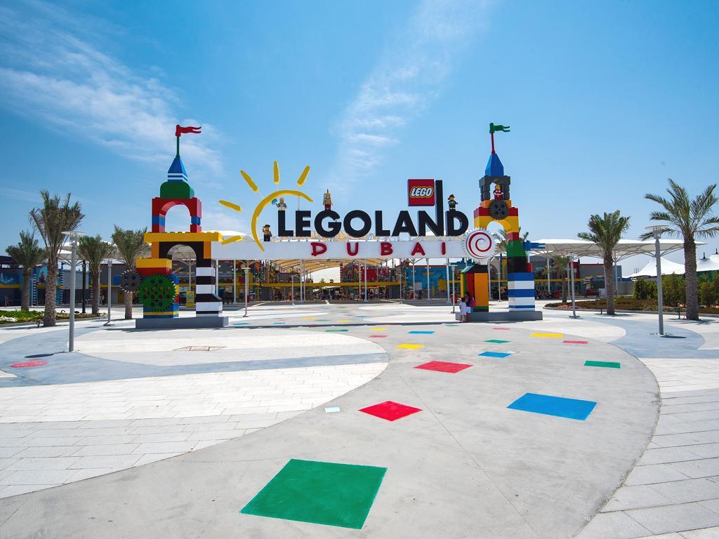 Legoland Dubai Freizeitpark