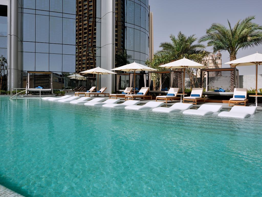© Address Boulevard Dubai The Spa Pool