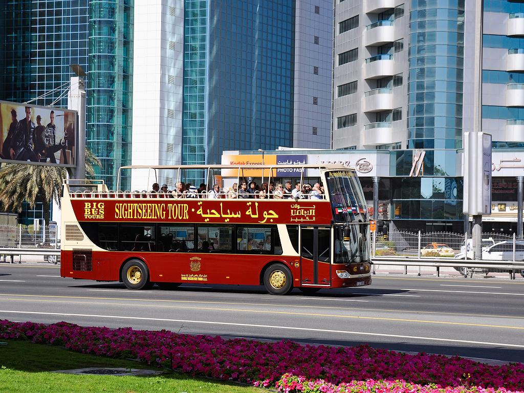Bis Bus Tours Dubai