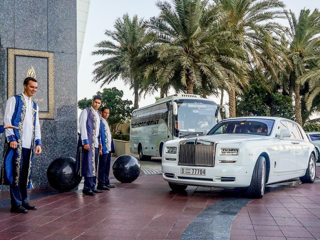 Burj al Arab Limousinen Transfer