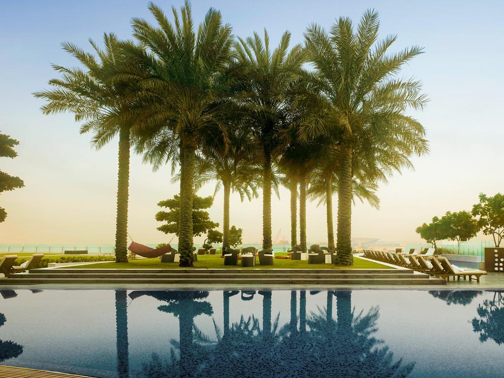 © Crowne Plaza Dubai Festival City Außenbereich