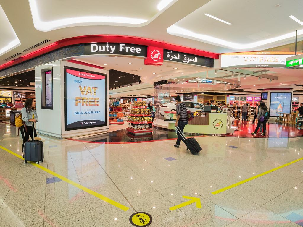 Dubai Duty Free Shops