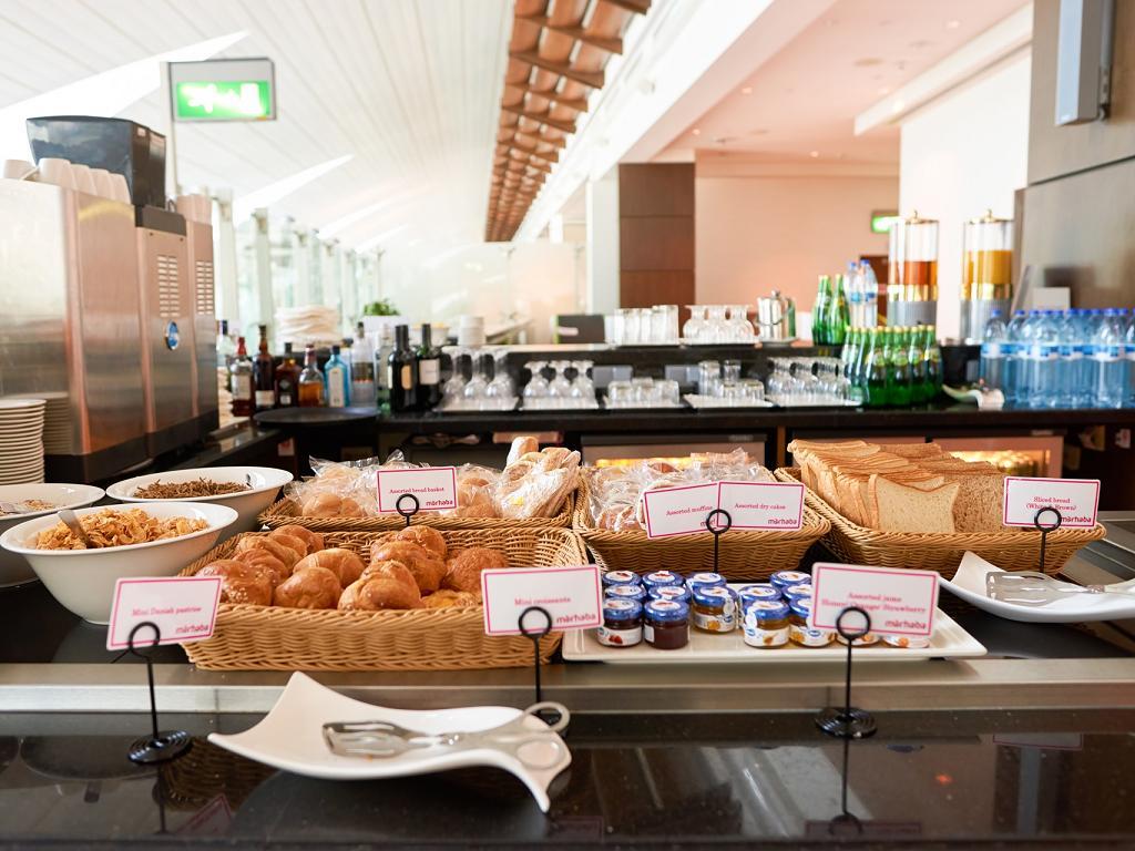 Dubai International Airport Lounge