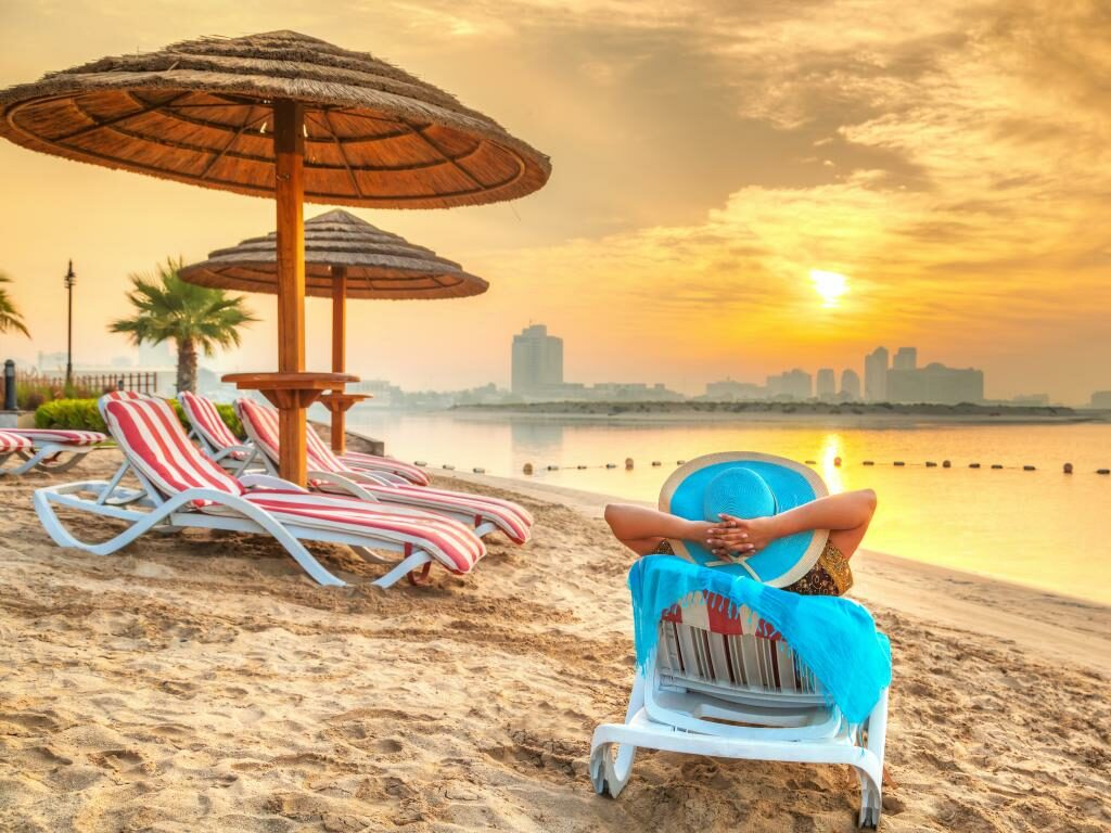 Dubai Strandurlaub