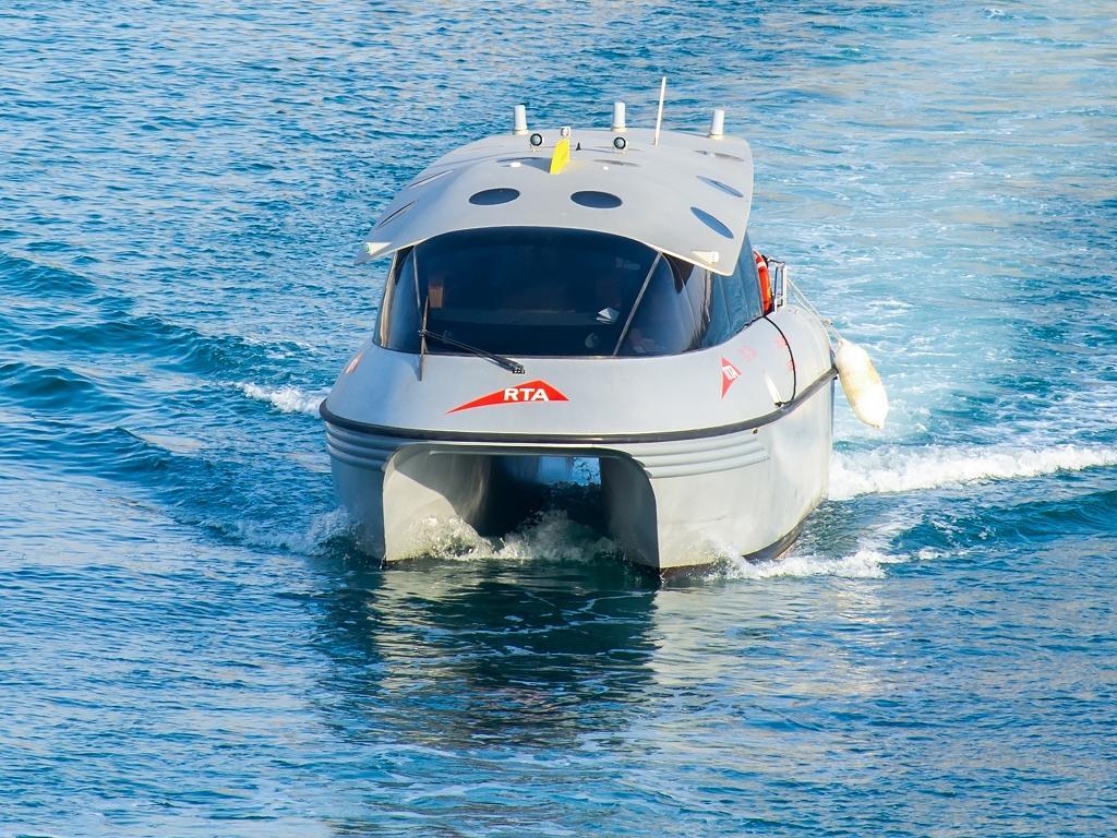 Dubai Wasser Taxi