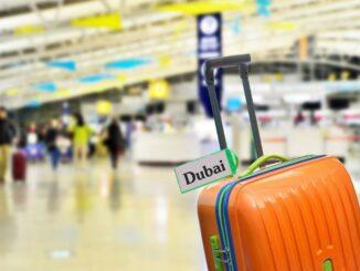 Dubai Koffer