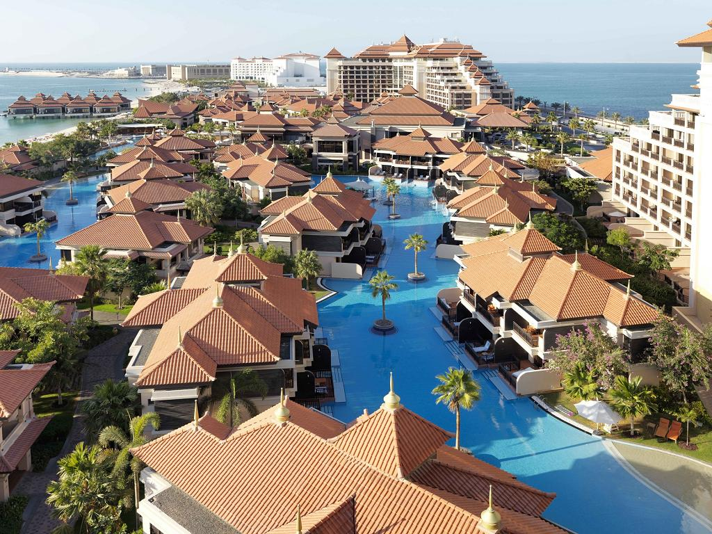 © Anantara Dubai The Palm Resort & Spa