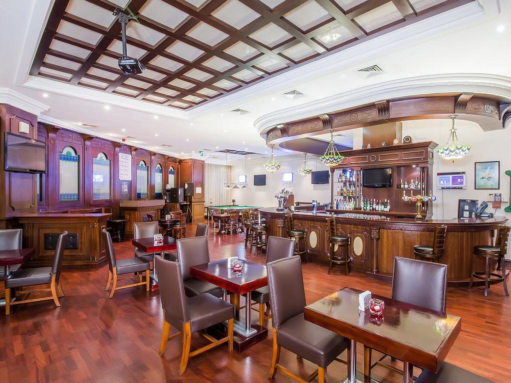 © Holiday Inn Bur Dubai | Restaurant