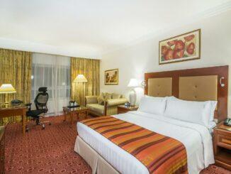 © Holiday Inn Bur Dubai | Zimmer