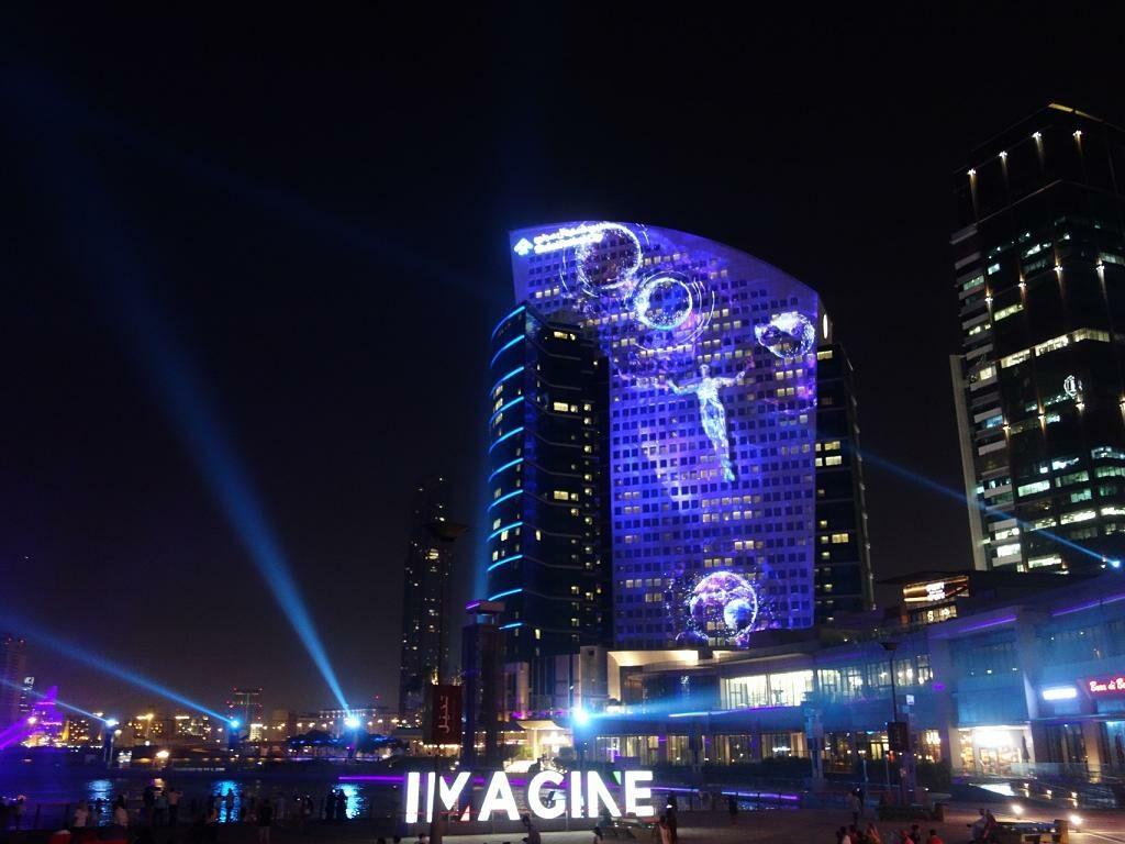 Dubai Festival City Imagine