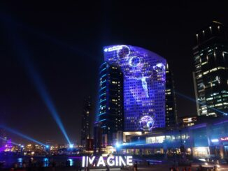 Dubai Festival City Imagine