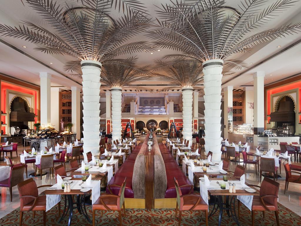 © Jumeirah Al Qasr | Restaurant