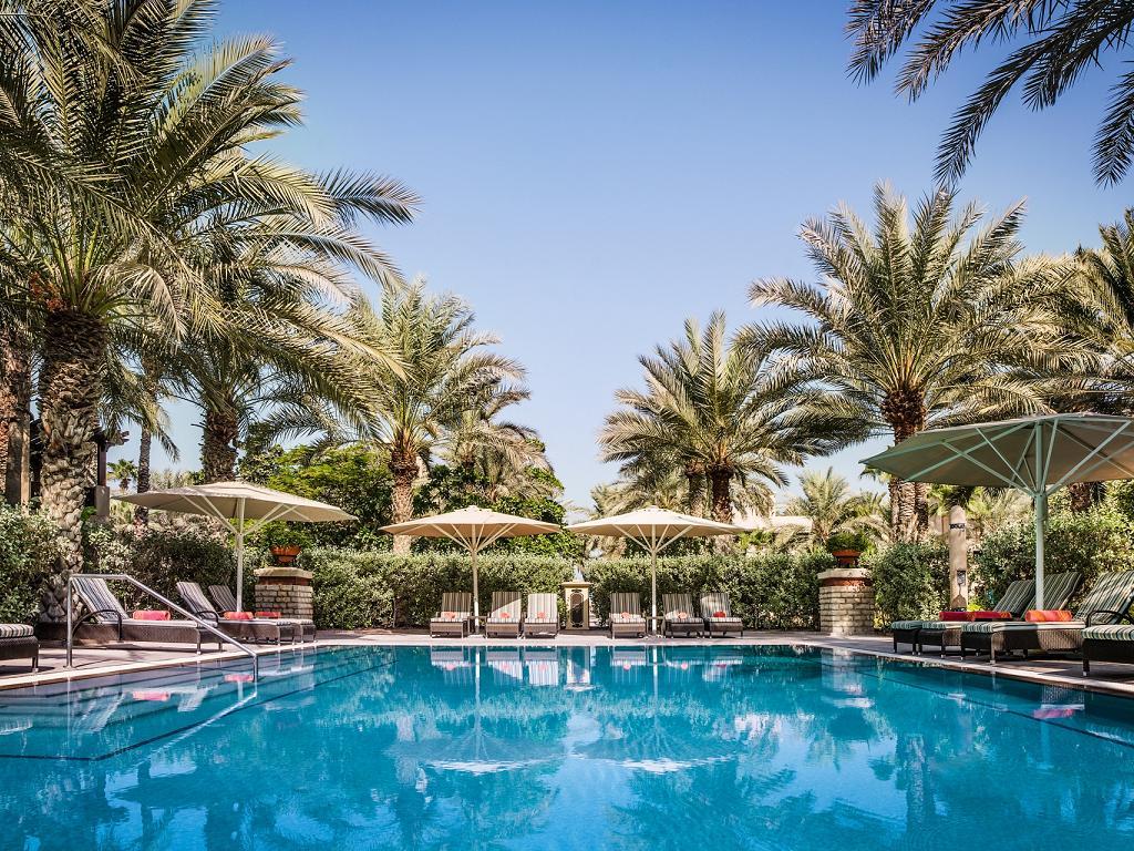 © Jumeirah Dar Al Masyaf | Pool