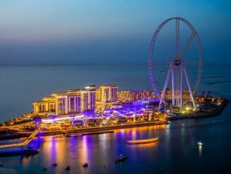 Bluewaters Island Dubai
