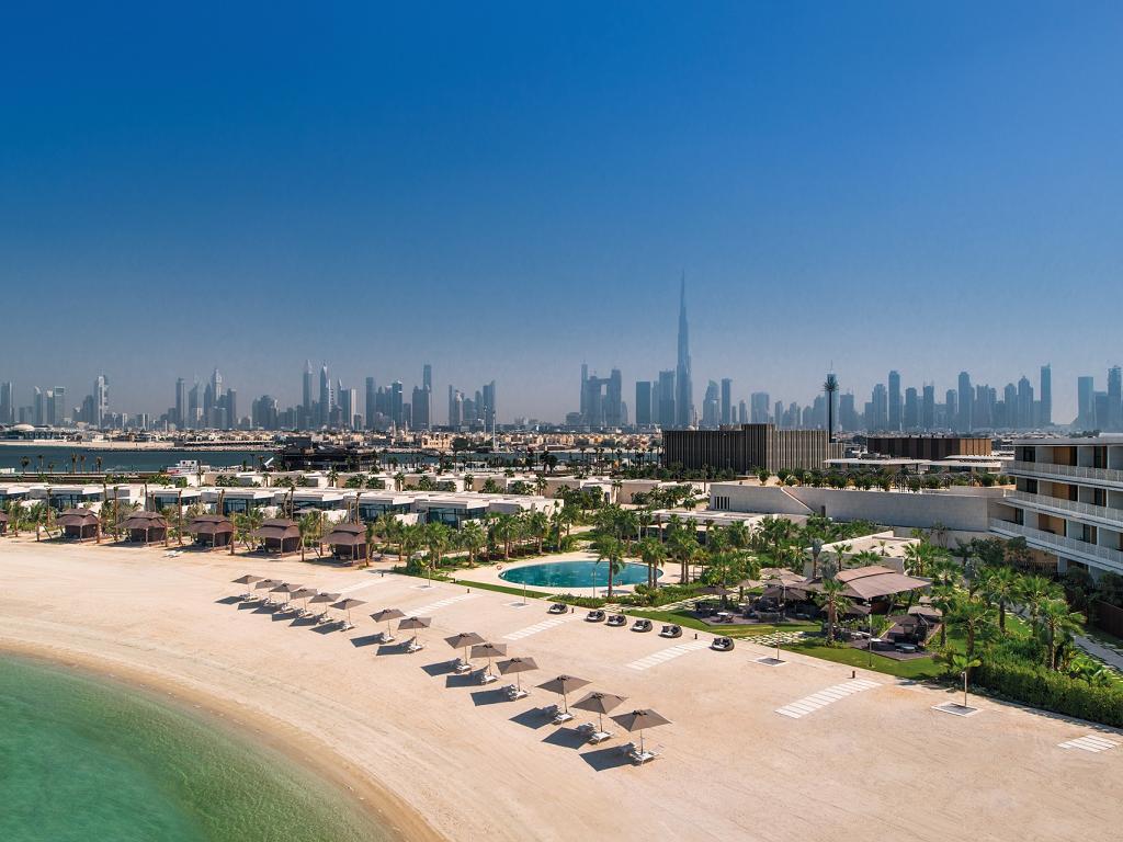 © Bulgari Resort Dubai Strand