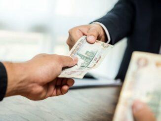 Dubai Geld