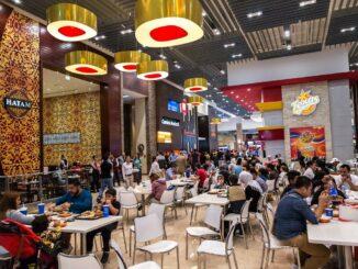 Food Court in Dubai