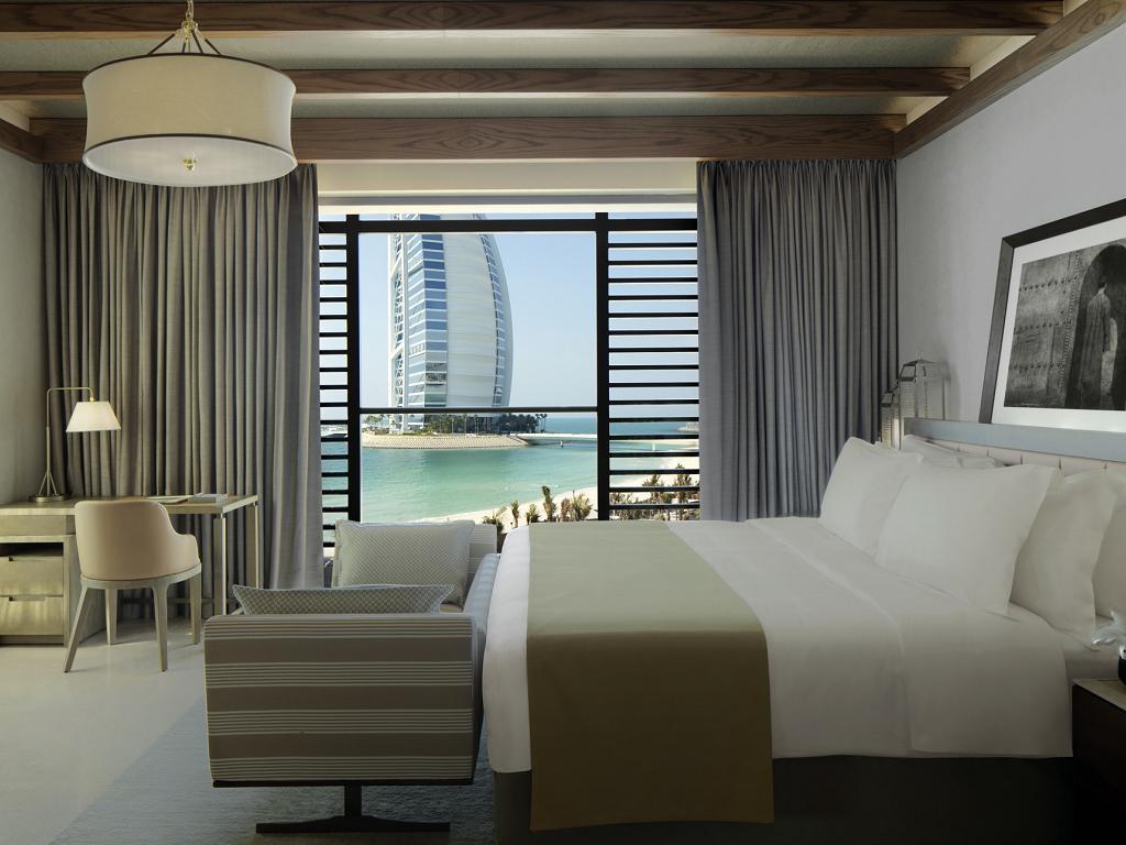 © Jumeirah Al Naseem Ocean Suite
